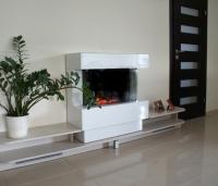Электрический камин Dimplex Avalone White