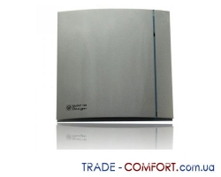 Вентилятор Soler & Palau SILENT-100 CZ GREY DESIGN -4C