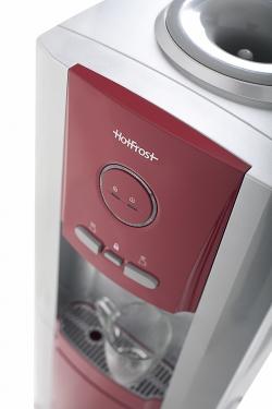 Кулер для воды HotFrost V730CES Red