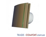 Вентилятор Soler & Palau SILENT-100 CZ CHAMPAGNE DESIGN -4C